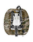 Hydros DIR Double Tank Set w/ BCD and Stainless Backplate