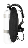 StoneRust.com - XDEEP - Hydros DIR Double Tank Set w/ BCD and Stainless Backplate - 8