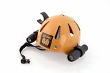Light Monkey Helmet with optional light brackets