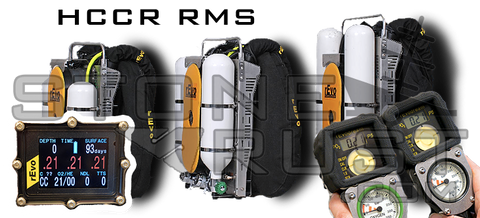 StoneRust.com - rEvo Rebreathers - rEvo III 2014 Expedition DiveCan HCCR - 1