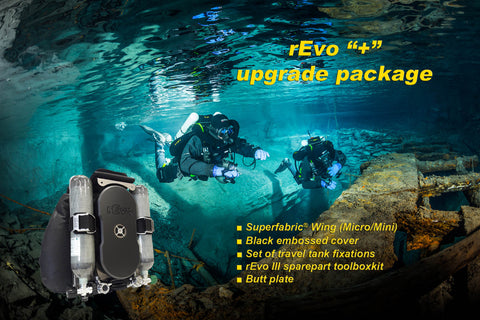 rEvo + Upgrade Package 2018