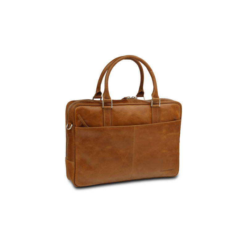 Strong Durable and Stylish- New Leather Laptop Bags
