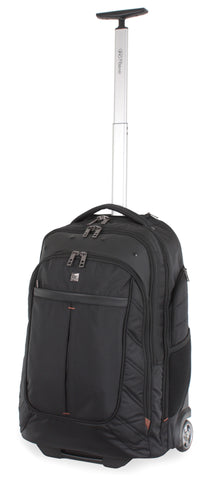 Attis wheeled Laptop Backpack - Laptopbags.co.uk -