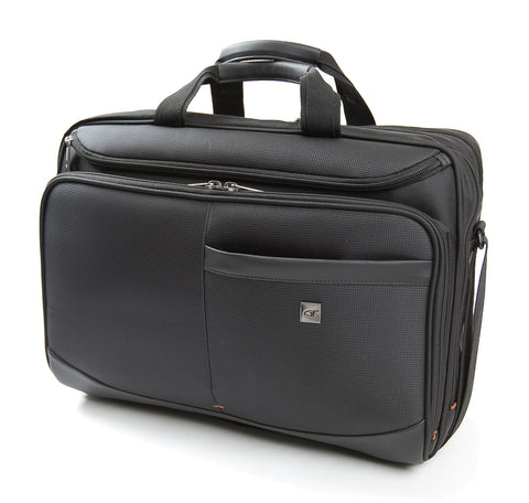 "Gina Ferrari 17"" laptop breifcase - laptopbags.co.uk -"