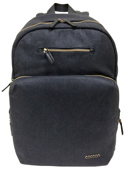 "Cocoon Urban Adventure 16"" Laptop Backpack- Black - Laptopbags.co.uk"