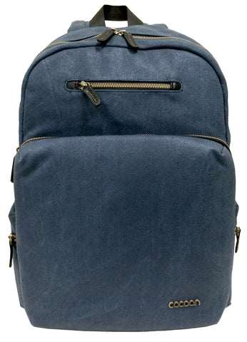 "Cocoon Urban Adventure 16"" Laptop Backpack- Blue - Laptopbags.co.uk"