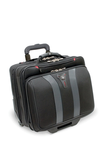 "Wenger Granada Roller 17"" Travel Case - Laptopbags.co.uk"