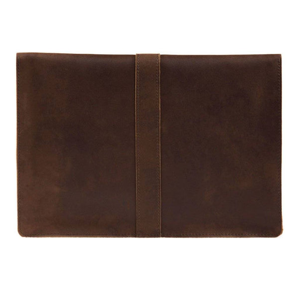 "Leather Laptop Sleeve ASPEN – 13""/ Leather Laptop Sleeve ASPEN – 15"" - Laptopbags.co.uk"