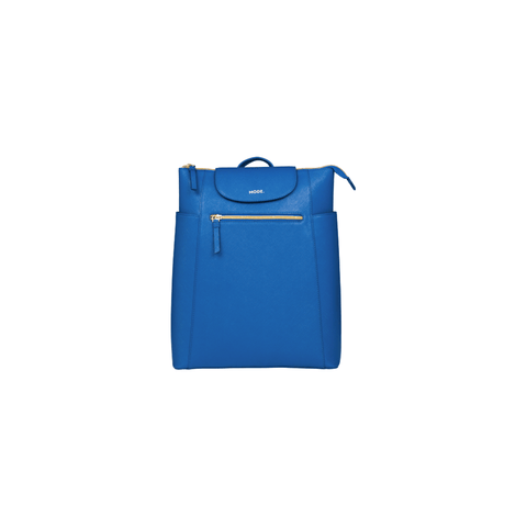 "Berlin - 14"" Womens Laptop Backpack- Lapis Blue - Laptopbags.co.uk"