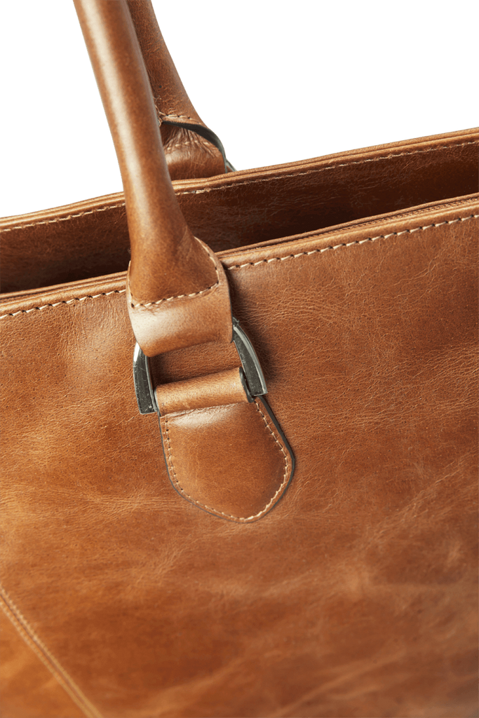Sophie Tan Leather Womens 15 Quot Laptop Tote Laptopbags Co Uk