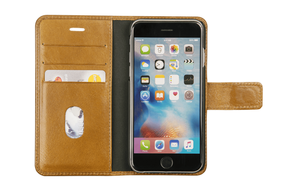 Copenhagen 2 - iPhone 7 Leather Wallet - Laptopbags.co.uk