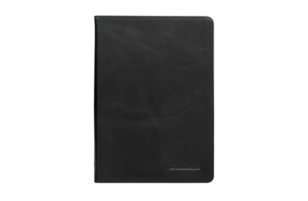 "Copenhagen 2 -Leather 9.7"" iPad Pro Folio Case - Black - Laptopbags.co.uk"
