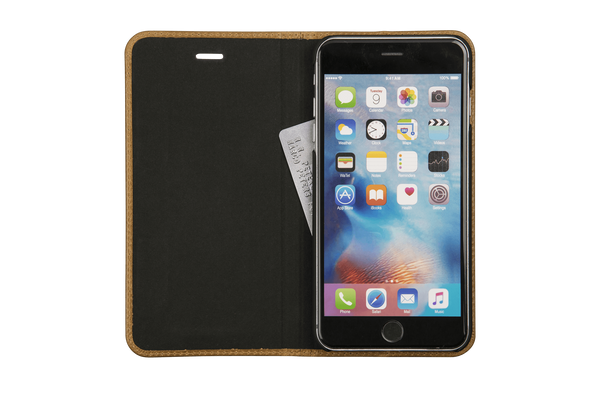 Frederiksberg 3 - iPhone 7 Slim Leather Case - Laptopbags.co.uk