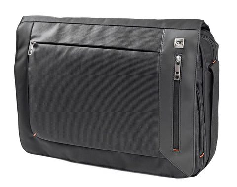 "Gino Ferrari Agon 16"" Laptop Messenger Bag - Laptopbags.co.uk"