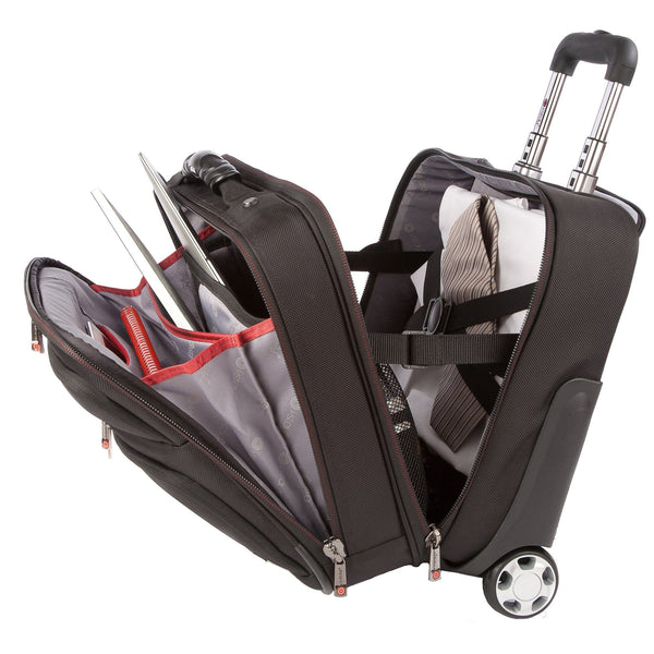 "i-stay Fortis 15.6"" & Up to 12"" Laptop/Tablet Trolley Case - Laptopbags.co.uk"