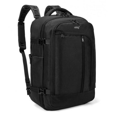 "i-stay 15.6"" Laptop Cabin Backpack - Laptopbags.co.uk"
