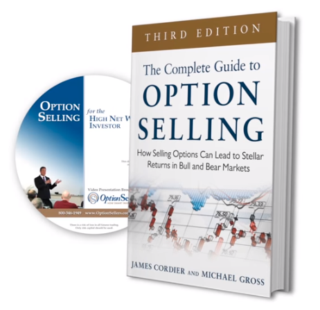The Complete Guide To Option Selling With Bonus DVD