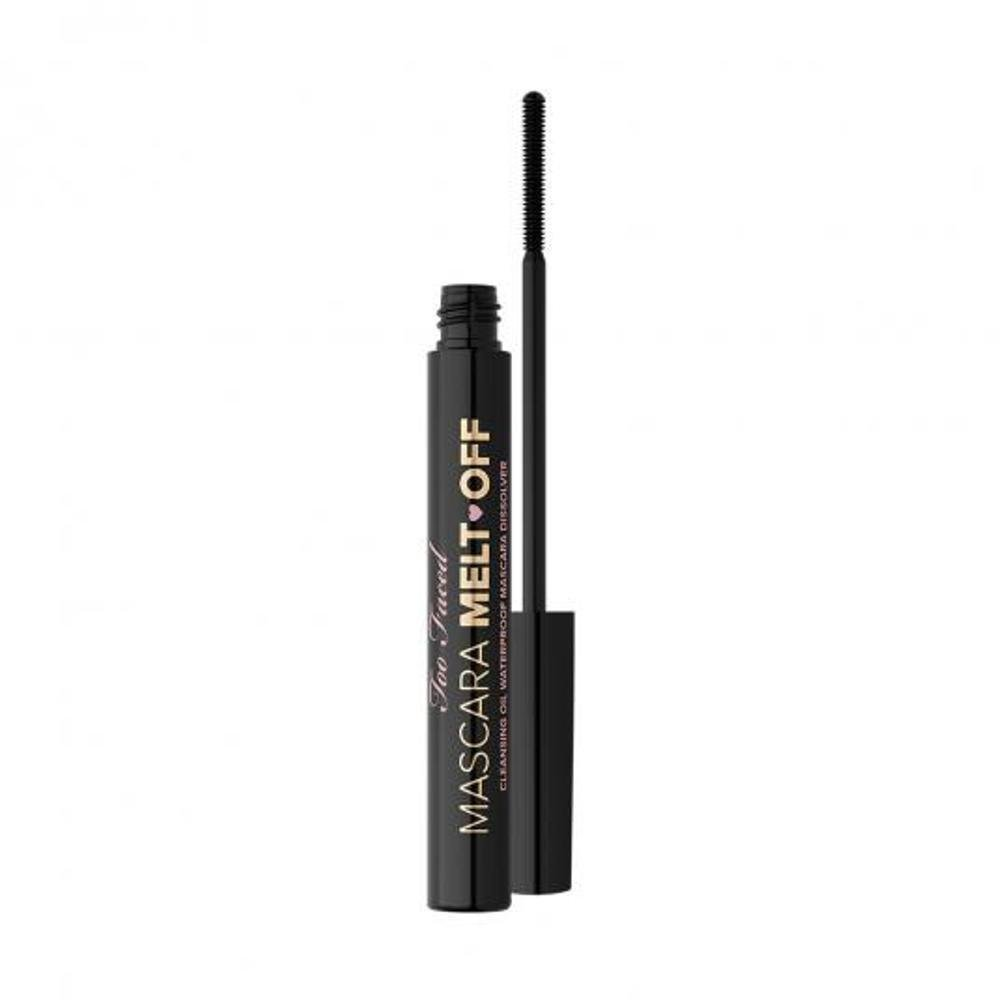 Too Faced Mascara Melt Off Cleansing Oil Mascara Remover, 0.23 oz - Glumech
