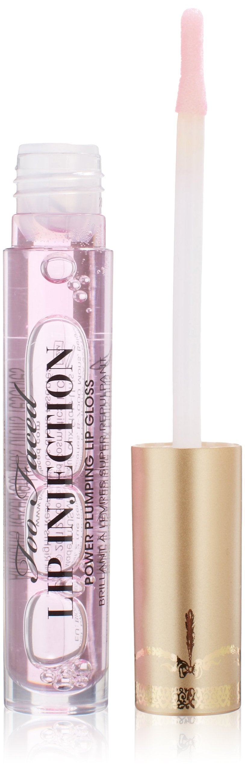 Too Faced Lip Injection Power Plumping Lip Gloss for Women, 0.14 Ounce - Glumech