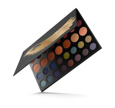 Morphe Brushes - 39A Dare to Create Eyeshadow Palette - Glumech