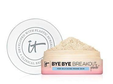 It Cosmetics - Bye Bye Breakout Powder - Translucent - Glumech