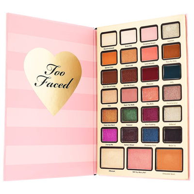 Too Faced Boss Beauty Lady Agenda - Best Year Ever 2018 - Glumech