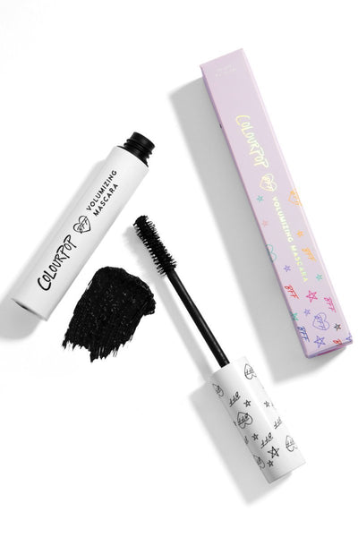 Colourpop BFF Mascara - Black on Black - Glumech