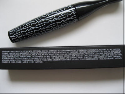 MAC In Extreme Dimension Mascara Black - Glumech