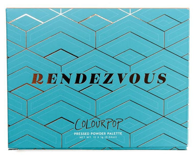 Colourpop Rendezvous Eyeshadow Palette - Glumech
