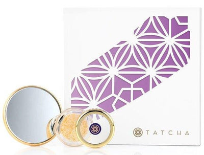 Tatcha Limited Edition Kissed with Gold with Mirror - Glumech