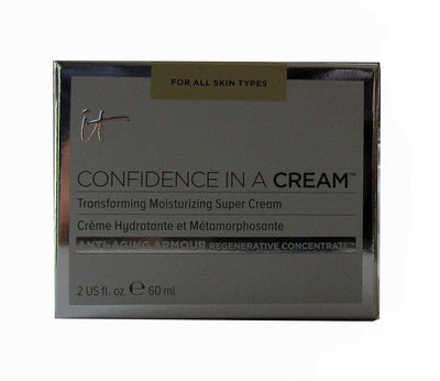 It Cosmetics Confidence in a Cream Moisturizer 2 Ounces - Glumech