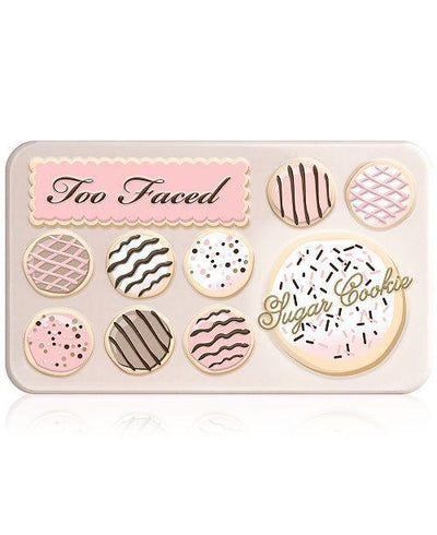 Too Faced Sugar Cookie Limited Edition Eye Shadow Palette - Glumech