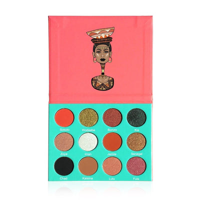 The Saharan Palette by Juvia's - Glumech