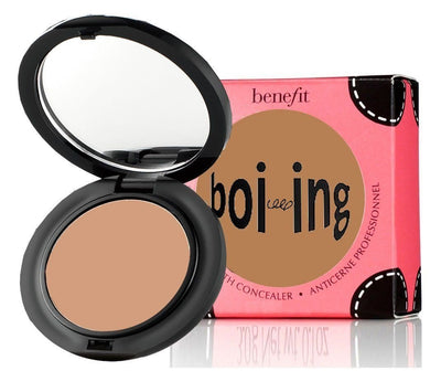Benefit Cosmetics Boi-ing Industrial Strength Full Coverage Concealer Shade #2 Light/Medium 0.1 oz - Glumech