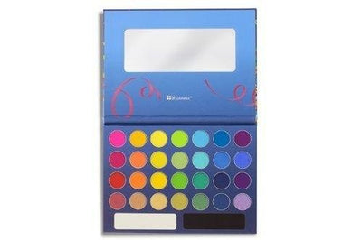 Take Me To Brazil - 30 Color Eyeshadow Palette - BH Cosmetics - Glumech
