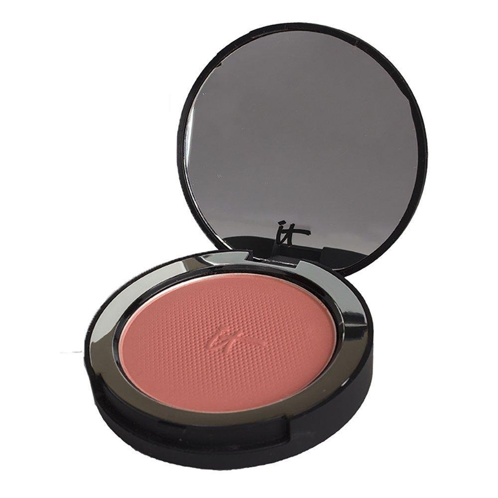 IT Cosmetics Bye Bye Pores Airbrush Brightening Blush: Naturally Pretty NEW! - Glumech