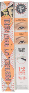 Benefit Precisely My Brow Pencil (Ultra Fine Brow Defining Pencil) - # 5 (Deep) 0.08g/0.002oz - Glumech