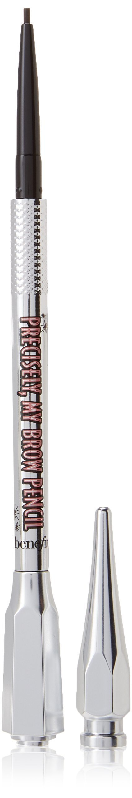 Benefit Precisely My Brow Pencil Ultra Fine Brow Defining, No. 4 Medium, 0.002 Ounce