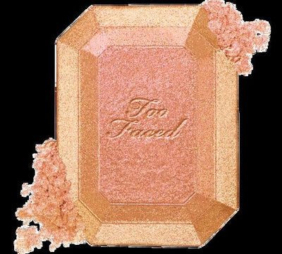 Too Faced Diamond Light Multi-Use Diamond Fire Highlighter - Canary Diamond - Glumech