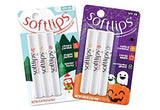 Softlips Lip Protectant 2018 Limited Edition Holiday Set SPF20-6 New Flavors!