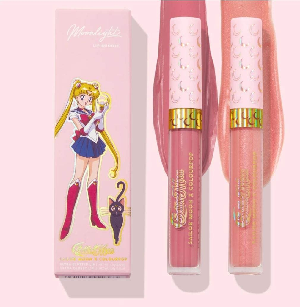 Sailor Moon x ColourPop MoonLight Lip Bundle