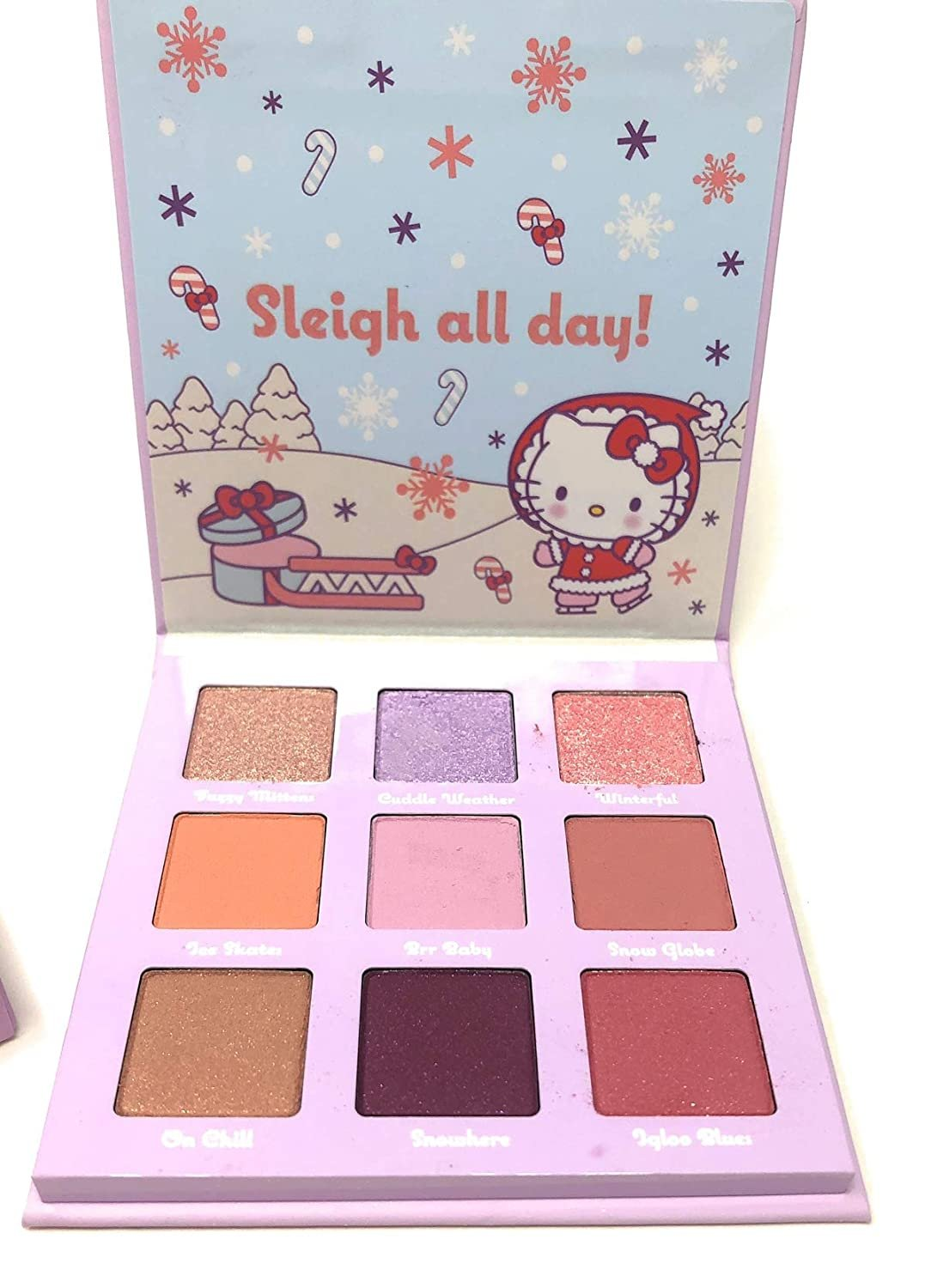 Colourpop Hello Kitty Snow Much Fun Eyeshadow Palette