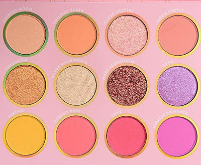 Sailor Moon x ColourPop Pretty Guardian Eyeshadow Palette