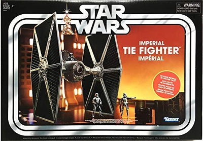 Star Wars Vintage Collection Imperial Tie Fighter Exclusive Vehicle - Glumech
