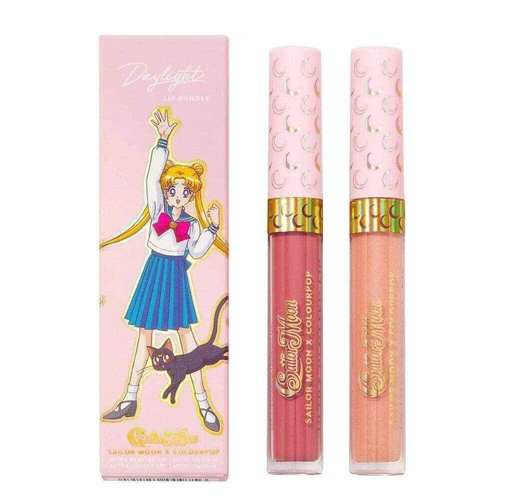 Sailor Moon x ColourPop Daylight Liquid Lip Bundle