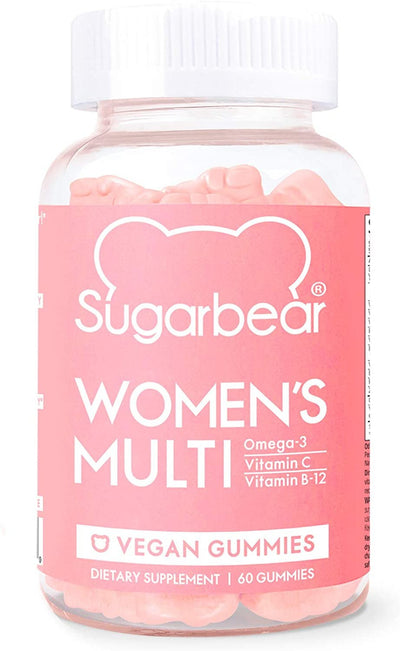 SugarBearHair Women's Multi Vegan MultiVitamin