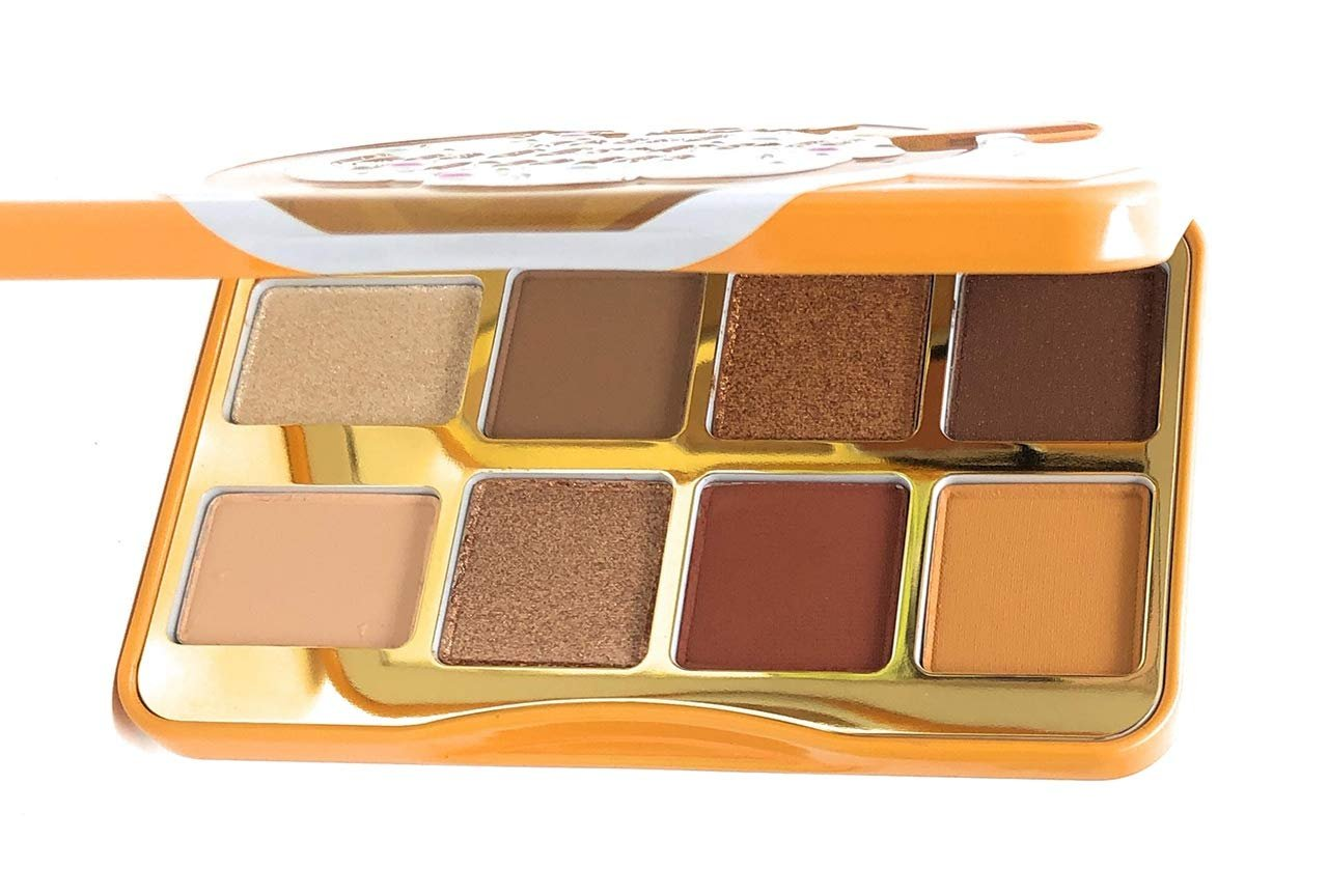 Too Faced Limited Edition Hot Buttered Rum Eye Shadow Palette 0.12 oz