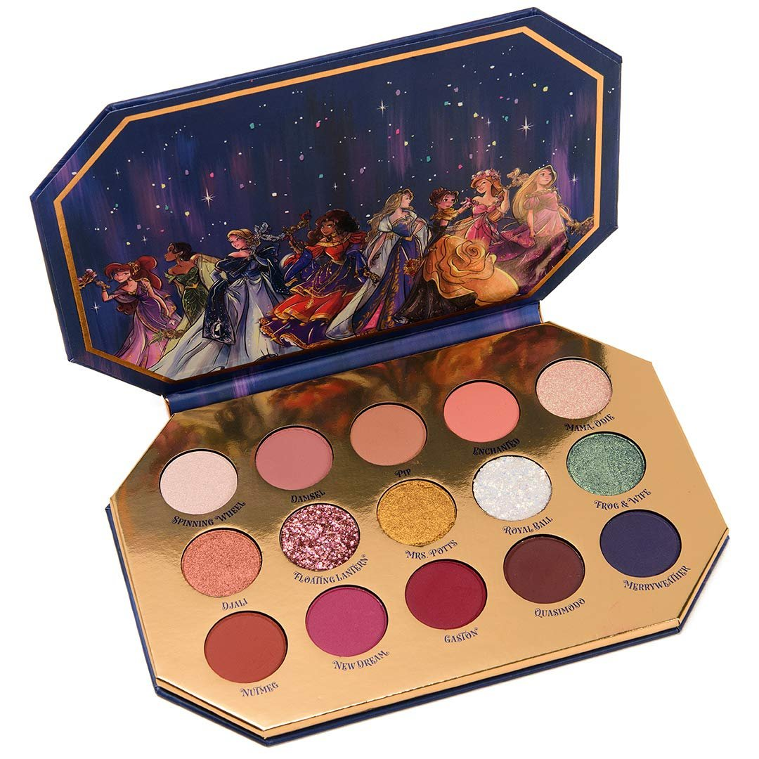 Colourpop Disney Midnight Masquerade