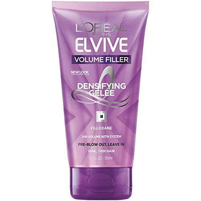 Loreal Volume Filler Densifying Gelee, 5.1 Fl oz  (150 ml)  - packaging may vary - Glumech