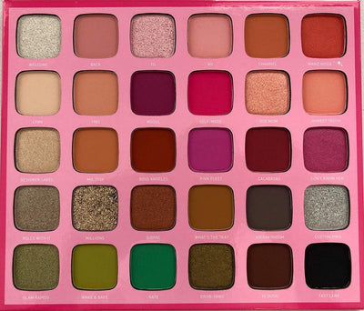 The Jeffree Star Artistry Palette - Glumech